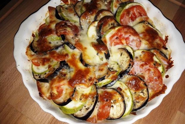 Прованские овощи (рататуй)