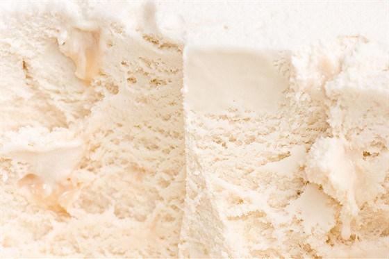 Низкокаллорийное ванильное мороженое