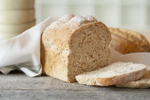 100% цельнозерновой хлеб