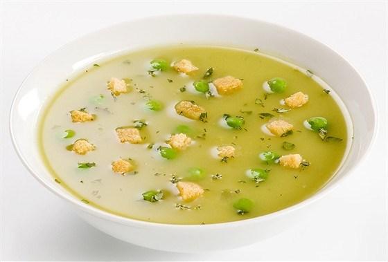 Гороховый суп «Биссара»