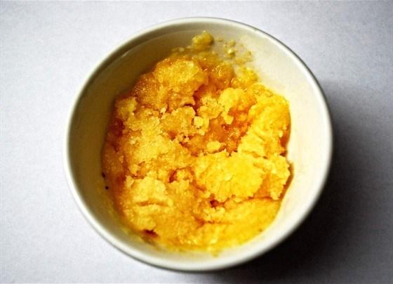Цитрусовый сорбет