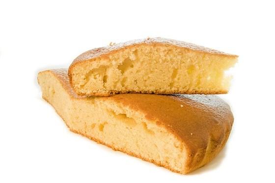 Бисквит простой
