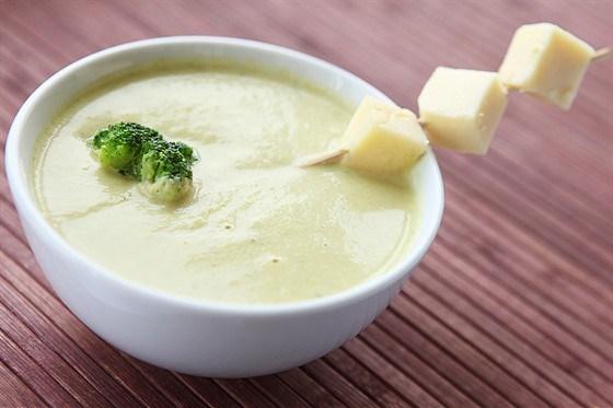 Сметанный суп с тмином по-мароккански