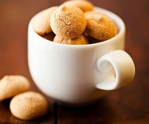 Итальянское печенье с фундуком без муки