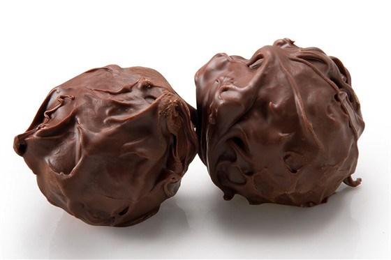 Классические шоколадные трюфели
