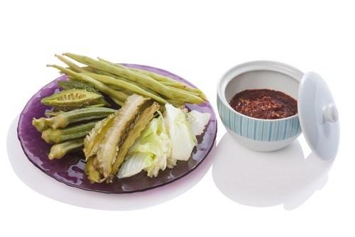 Азиатский соус к овощам на гриле