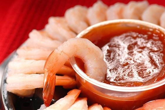 Коктейльный соус для морепродуктов