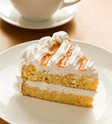 Песочный торт из фасоли