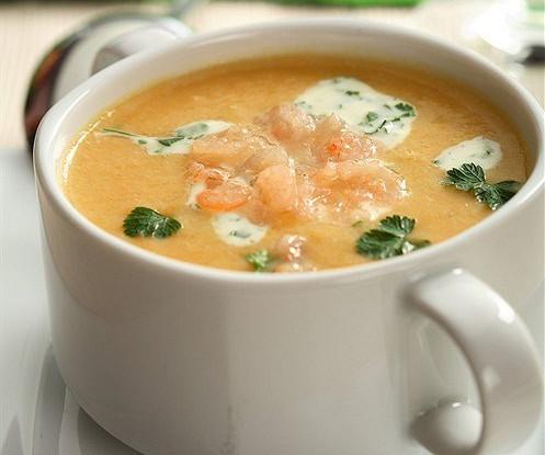Рыбный суп по-мароккански