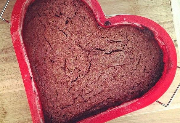 Очень шоколадный кекс