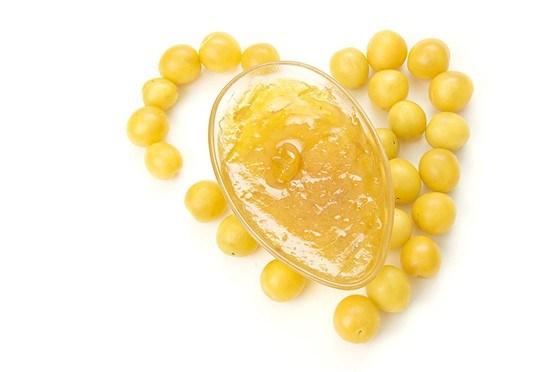 Варенье из желтых слив