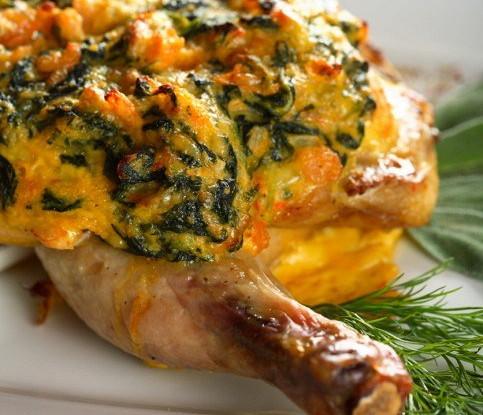 Цыпленок с сыром