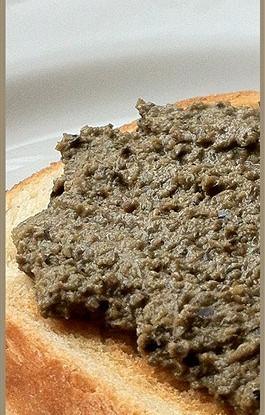 Тапенад из маслин