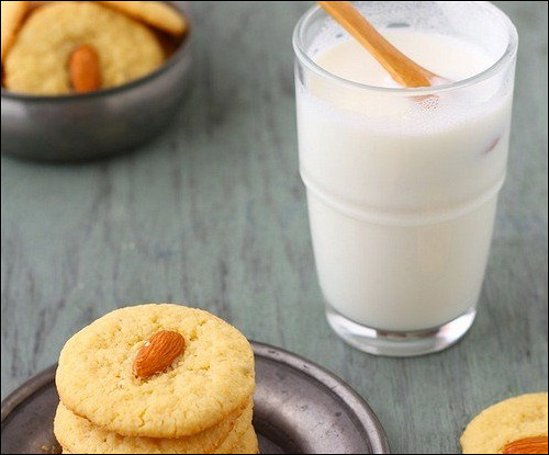 Миндальное печенье риччарелли