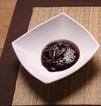 Черничный соус барбекю