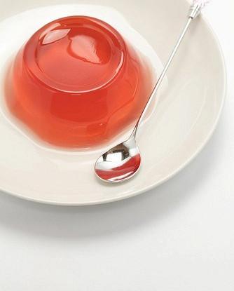 Красное виноградное желе
