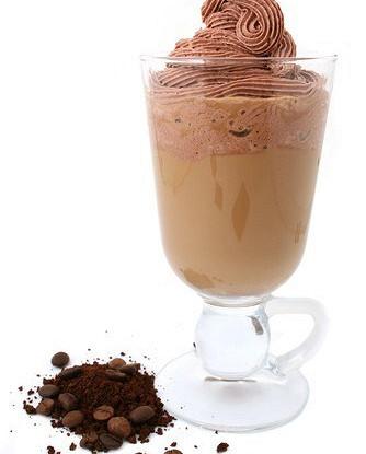 Кофейно-шоколадный напиток по-итальянски (Affogato)