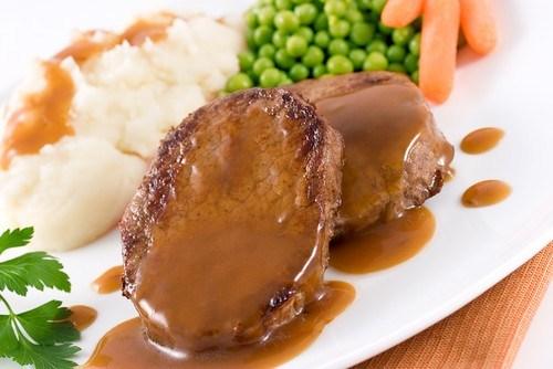 Соус эспаньоль (коричневый соус)