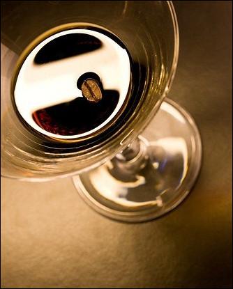 Кубинский мартини с кофе