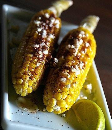 Маринад для кукурузы на гриле