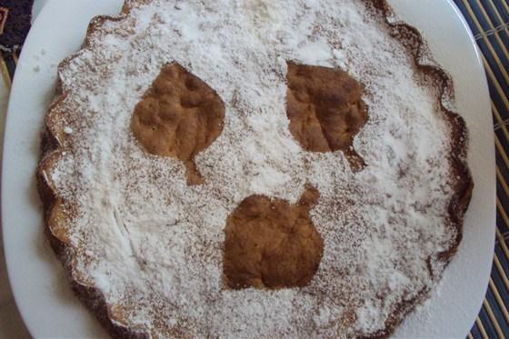 Простейший тыквенный пирог