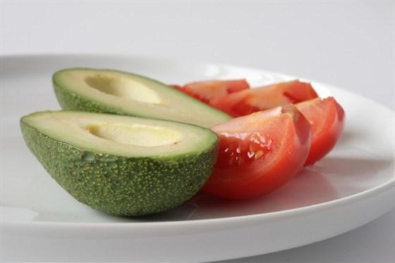 Закуска из авокадо