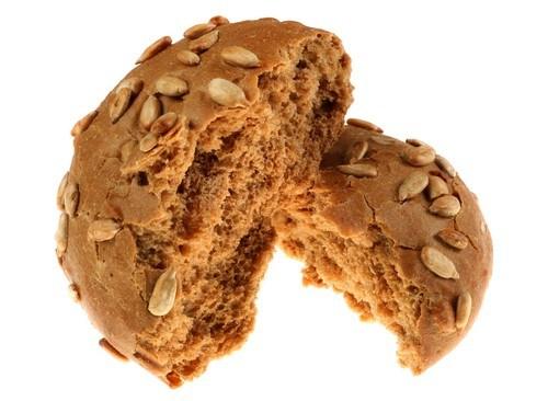 Медовое печенье с семечками
