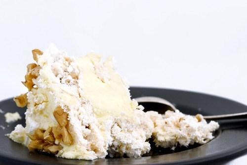 Торт «Полет» с заварным кремом