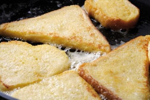 Бутерброды с сыром моцарелла