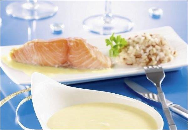 Соус берблан (Beurre Blanc)