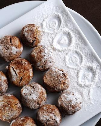 Имбирное печенье со специями