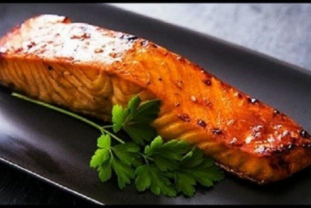 Рыба в медово-лаймовом маринаде