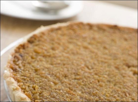 Пирог с патокой
