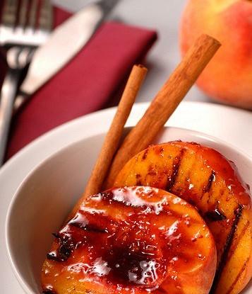 Персики по-кардинальски
