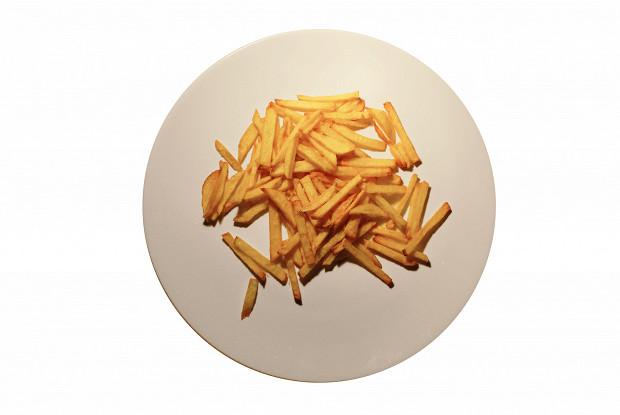 Картофель фри на жире