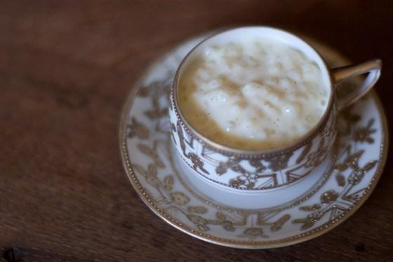 Тапиока с ванилью и кардамоном