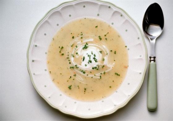 Сладкий картофельный суп