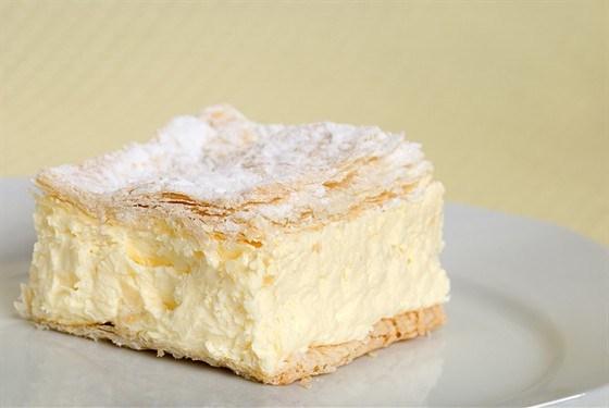 Лимонный пирог со сливками