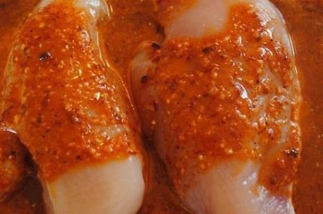 Маринад для курицы с медом