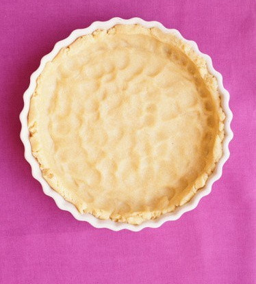 Пирог из кукурузной муки и сыра рикотта