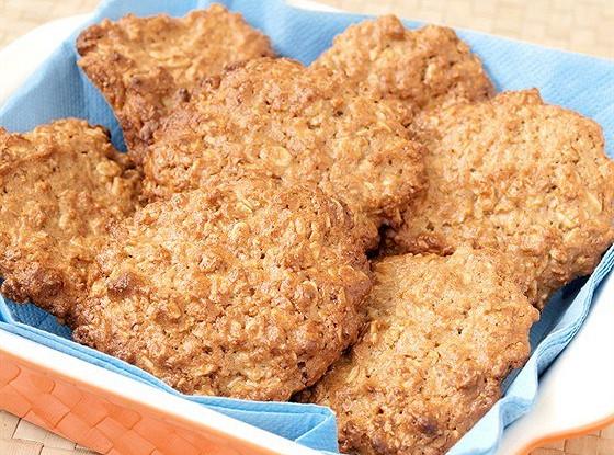 Печенье с патокой и специями