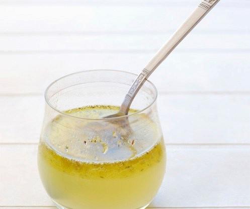 Винегрет из лимонного масла