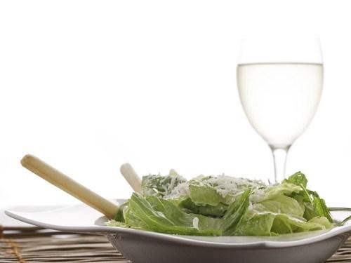 Салат из четырех сортов сыра