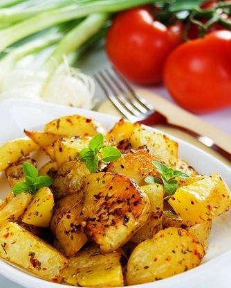 Картофельный салат с эстрагоном