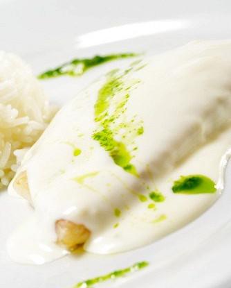 Соус Beurre Blanc (белый масляный соус)