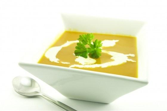 Овощной суп протертый