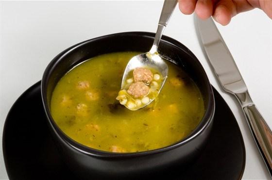 Мясные фрикадельки для супа