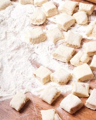 Творожно-масляное тесто