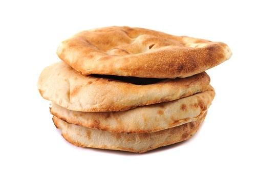 Плоский хлеб питта