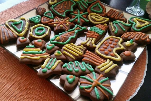Пипаркооги (имбирное печенье)